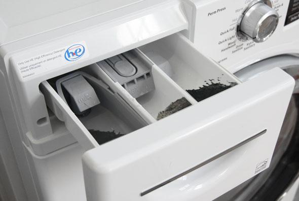 Mennyi öblítőszer kell a mosógépbe